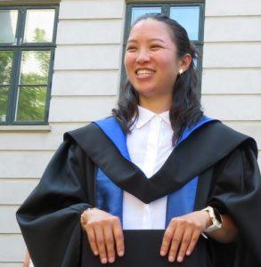Copenhagen MBA graduation