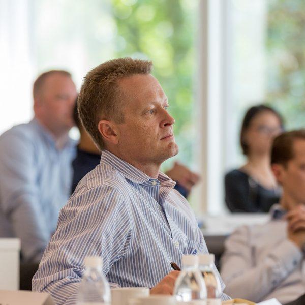 Blue MBA graduate Thomas Damsgaard
