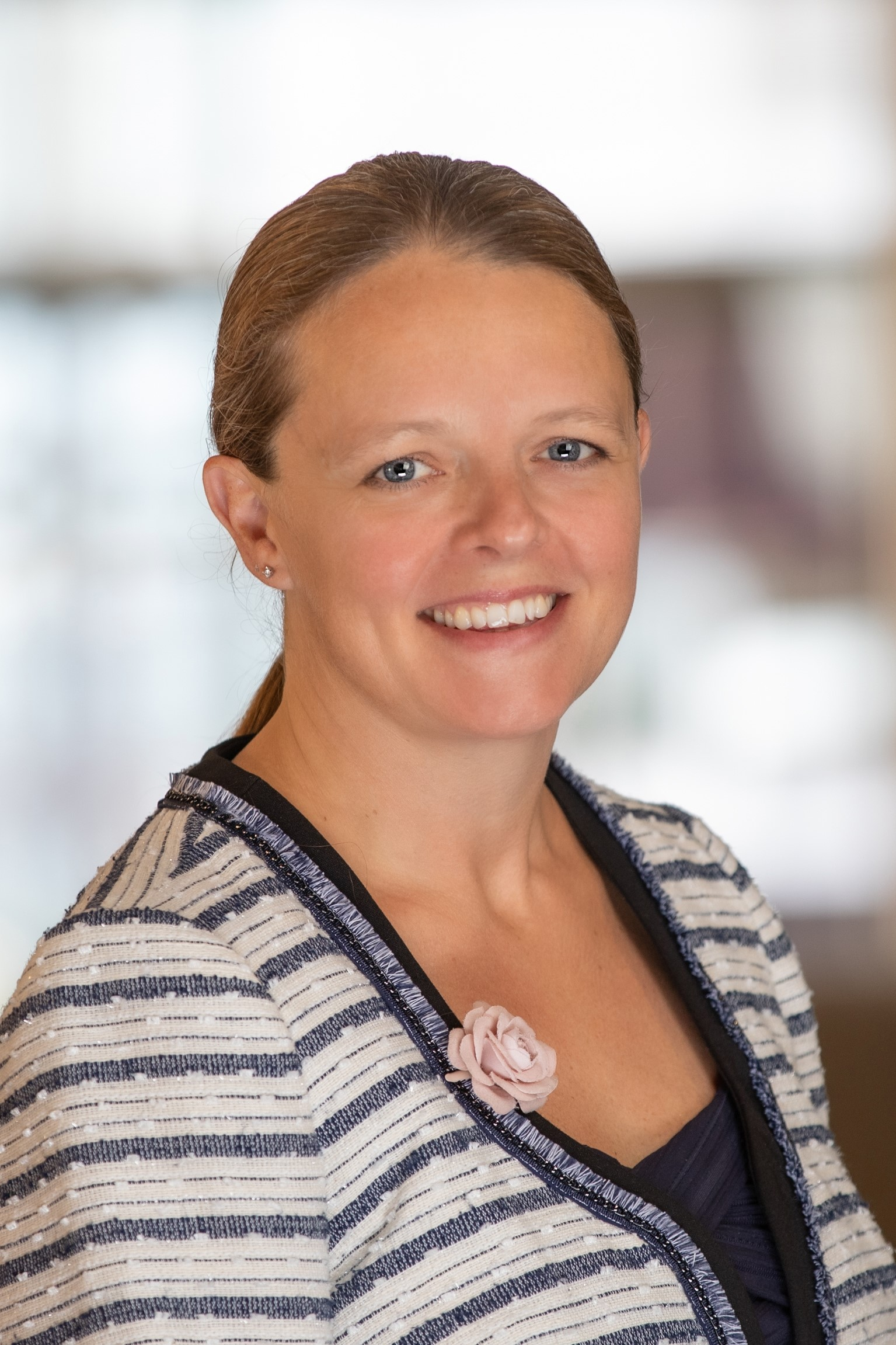 Blue MBA graduate Dorte Thuesen Christensen